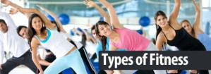 fitness types
