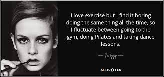 boring exercise